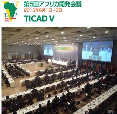 TICAD V(第5回アフリカ開発会議)2